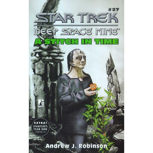Ds9#27 A Stitch In Time - Andrew Robinson | Karta-nauczyciela.org