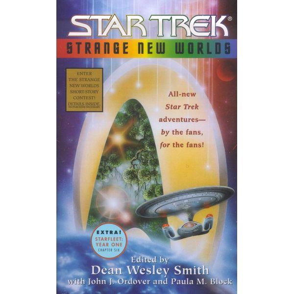 Strange New Worlds - Dean Wesley Smith (Editor)   Karta-nauczyciela.org