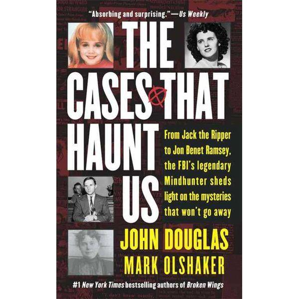 The Cases That Haunt Us - John Douglas, Mark Olshaker | 2020-eala-conference.org