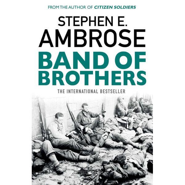 Band Of Brothers - Stephen E. Ambrose   Karta-nauczyciela.org