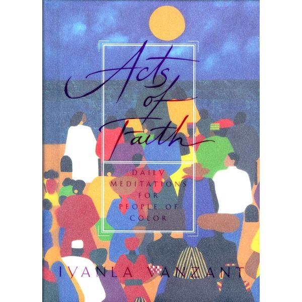 Acts Of Faith - Iyanla Vanzant   Karta-nauczyciela.org