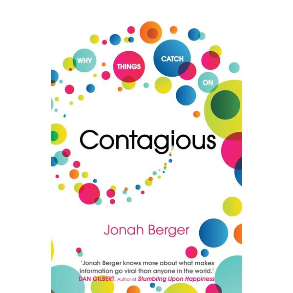Contagious - Jonah Berger | Karta-nauczyciela.org