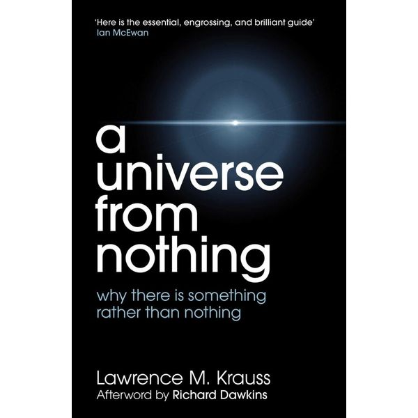 A Universe From Nothing - Lawrence M. Krauss | Karta-nauczyciela.org