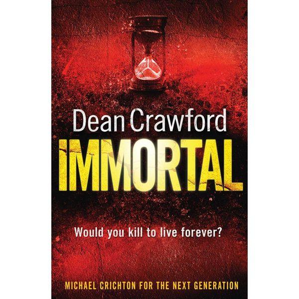 Immortal - Dean Crawford | Karta-nauczyciela.org