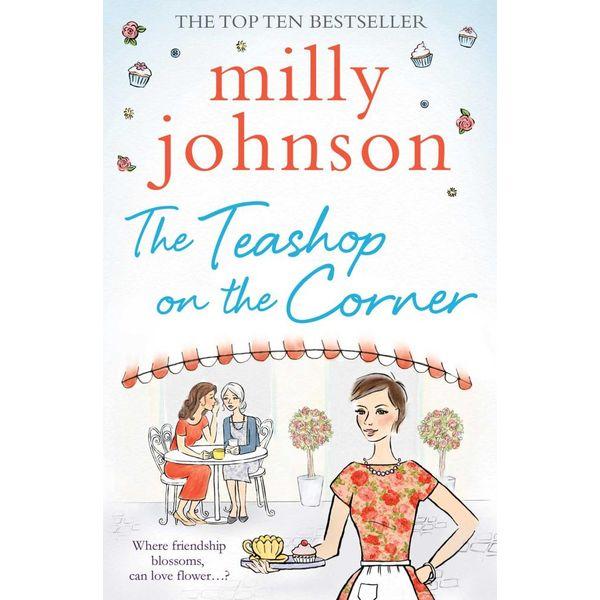 The Teashop on the Corner - Milly Johnson   Karta-nauczyciela.org