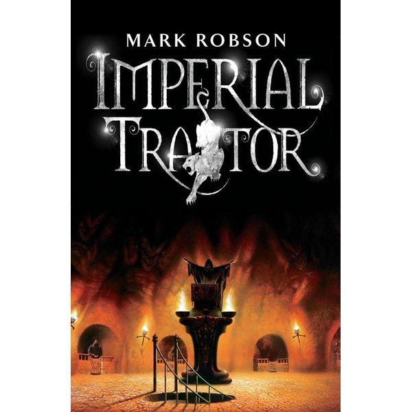 Imperial Traitor - Mark Robson   Karta-nauczyciela.org