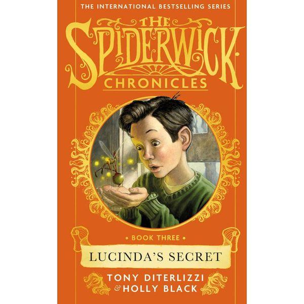 Lucinda's Secret - Holly Black, Tony DiTerlizzi | Karta-nauczyciela.org