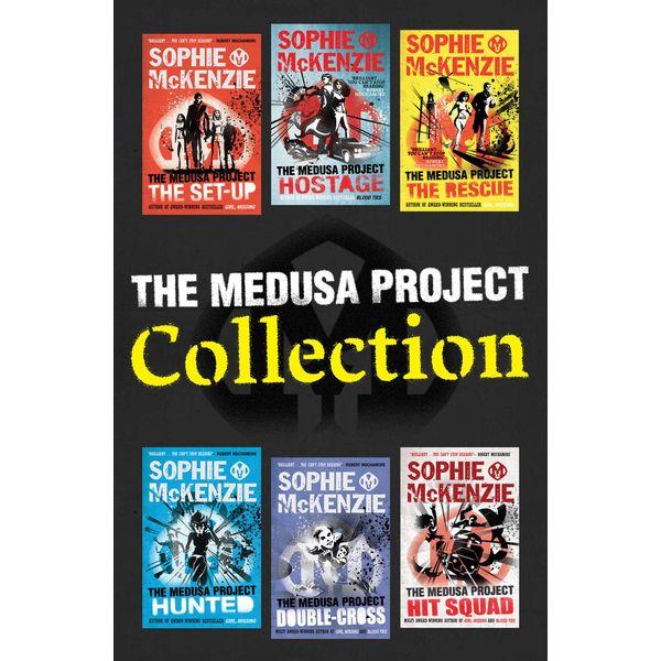 The Medusa Project Collection - Sophie McKenzie | Karta-nauczyciela.org