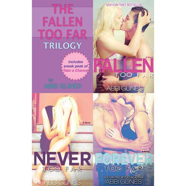 Fallen Too Far / Never Too Far / Forever Too Far - Abbi Glines   Karta-nauczyciela.org