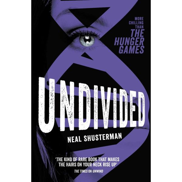Undivided - Neal Shusterman | Karta-nauczyciela.org