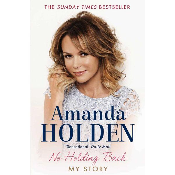 No Holding Back - Amanda Holden | Karta-nauczyciela.org