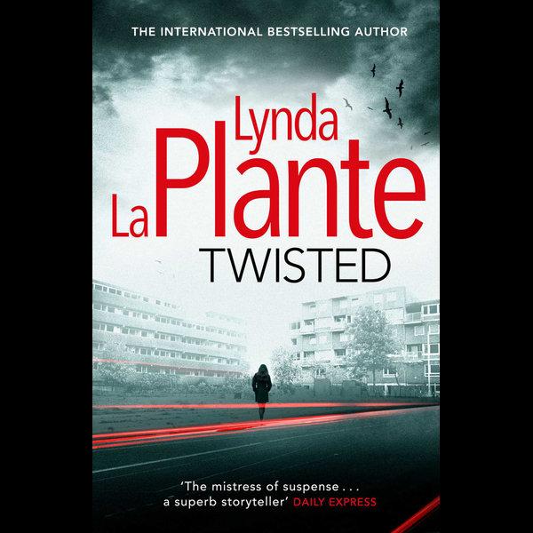 Twisted - Lynda La Plante   Karta-nauczyciela.org