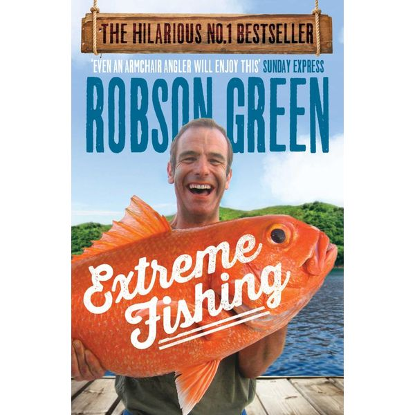 Extreme Fishing - Robson Green | Karta-nauczyciela.org