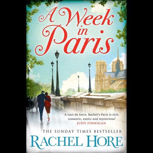A Week in Paris - Rachel Hore   Karta-nauczyciela.org