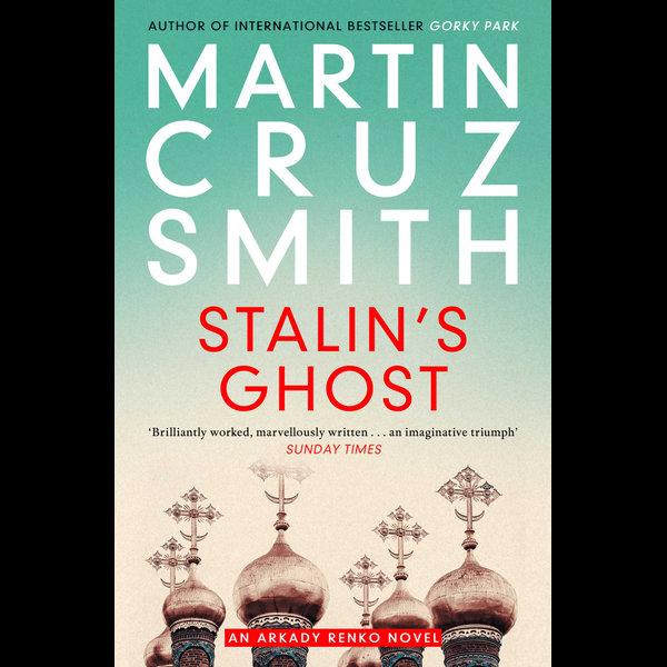 Stalin's Ghost - Martin Cruz Smith   Karta-nauczyciela.org
