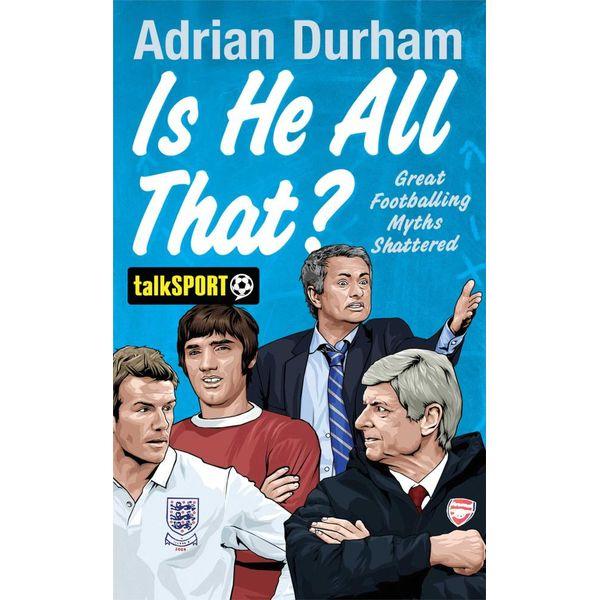 Is He All That? - Adrian Durham   Karta-nauczyciela.org