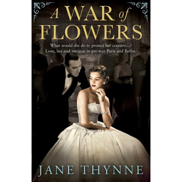 A War of Flowers - Jane Thynne | Karta-nauczyciela.org