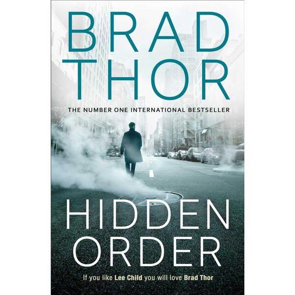 Hidden Order - Brad Thor   Karta-nauczyciela.org