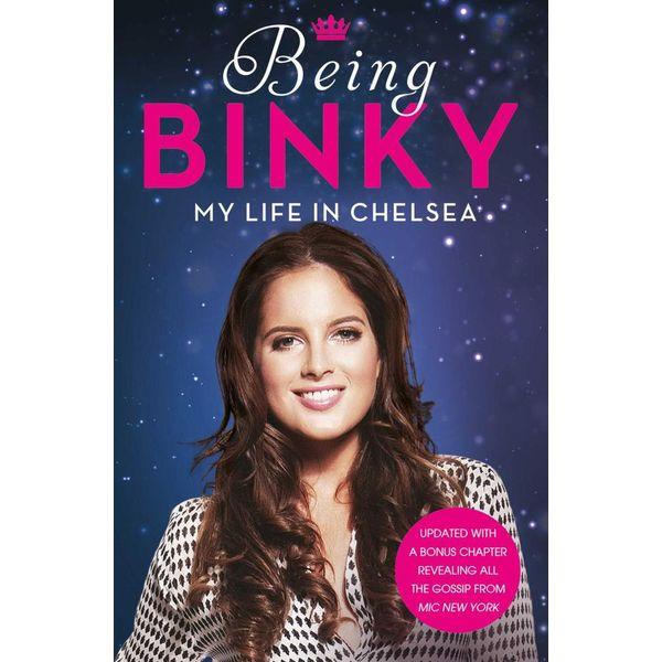 Being Binky - Binky Felstead | Karta-nauczyciela.org