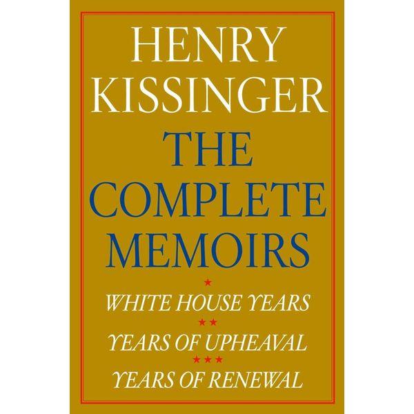 Henry Kissinger The Complete Memoirs eBook Boxed Set - Henry Kissinger | Karta-nauczyciela.org