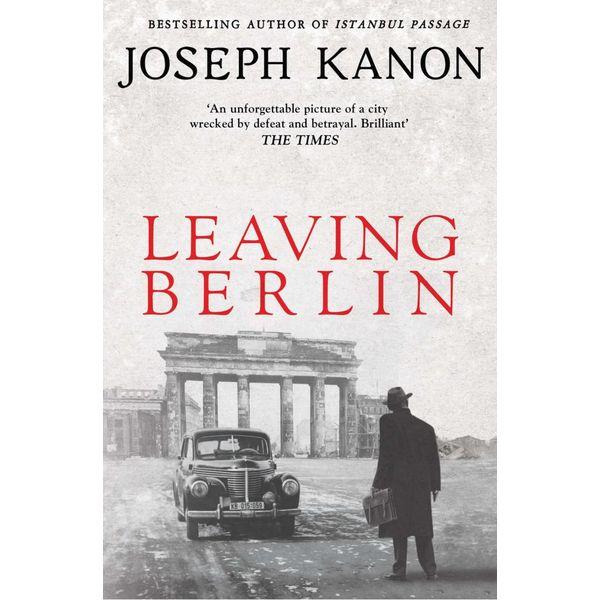 Leaving Berlin - Joseph Kanon   Karta-nauczyciela.org