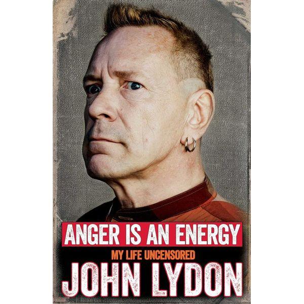 Anger is an Energy - John Lydon   Karta-nauczyciela.org