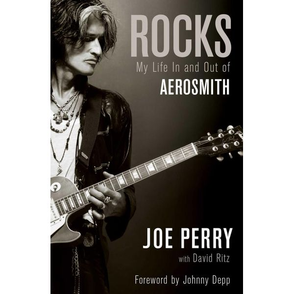Rocks - Joe Perry, David Ritz   Karta-nauczyciela.org
