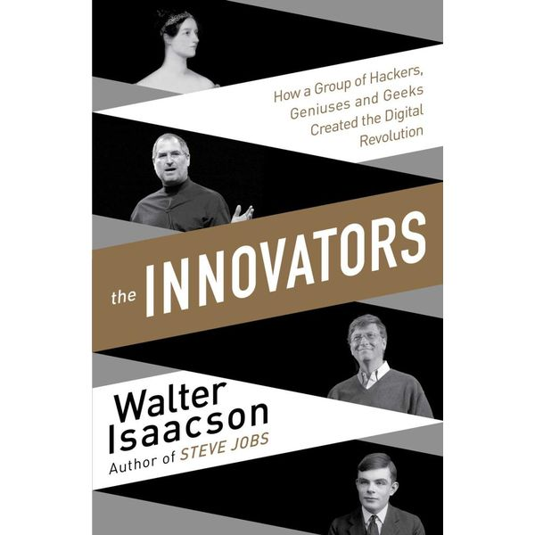 The Innovators - Walter Isaacson | Karta-nauczyciela.org