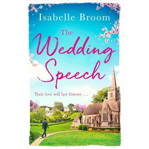 The Wedding Speech - Isabelle Broom   Karta-nauczyciela.org