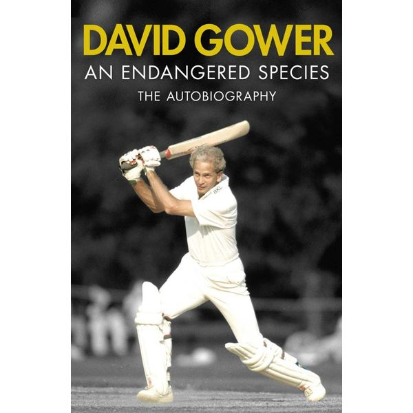 An Endangered Species - David Gower | Karta-nauczyciela.org