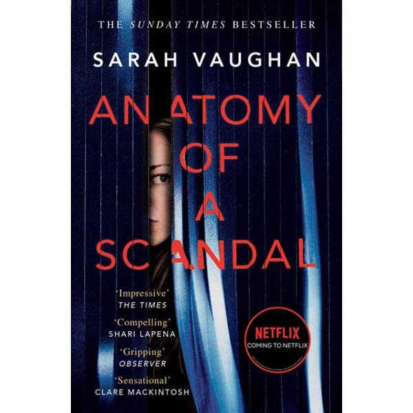Anatomy of a Scandal - Sarah Vaughan | Karta-nauczyciela.org