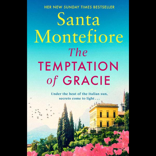 The Temptation of Gracie - Santa Montefiore   Karta-nauczyciela.org