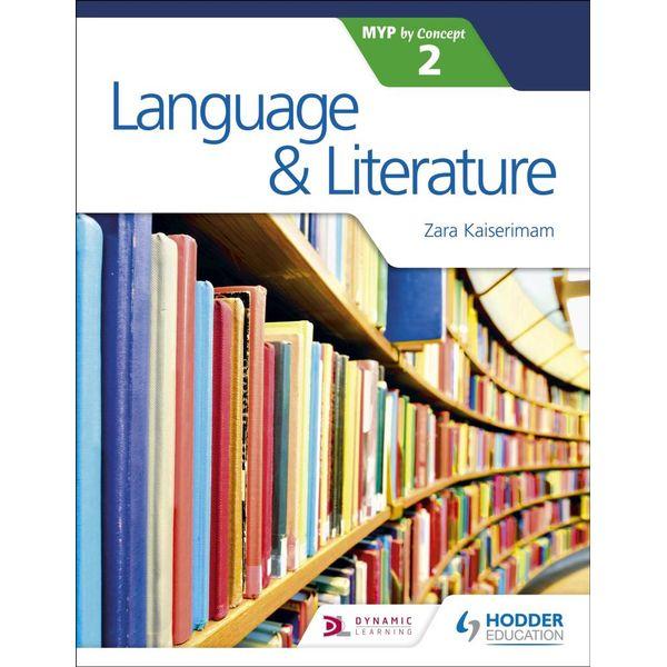 Language and Literature for the IB MYP 2 - Zara Kaiserimam | Karta-nauczyciela.org