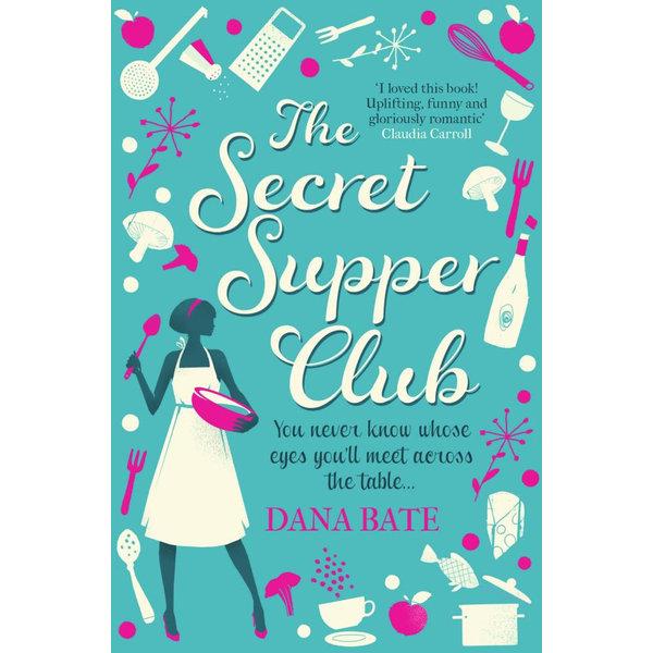 The Secret Supper Club - Dana Bate   Karta-nauczyciela.org