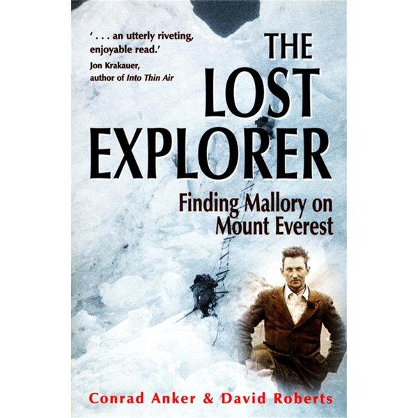 The Lost Explorer - Conrad Anker, David Roberts   Karta-nauczyciela.org