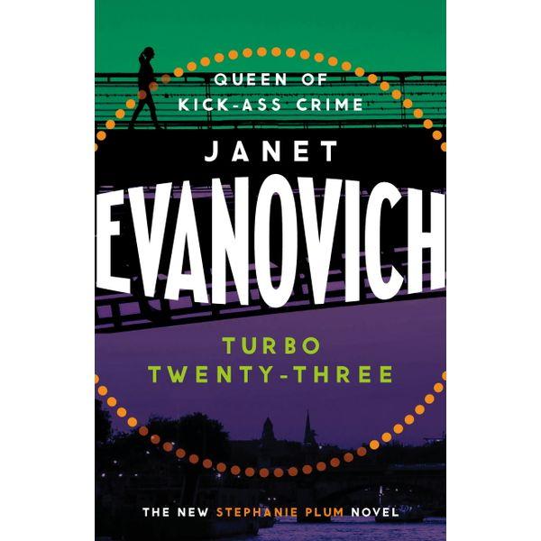 Turbo Twenty-Three - Janet Evanovich   Karta-nauczyciela.org