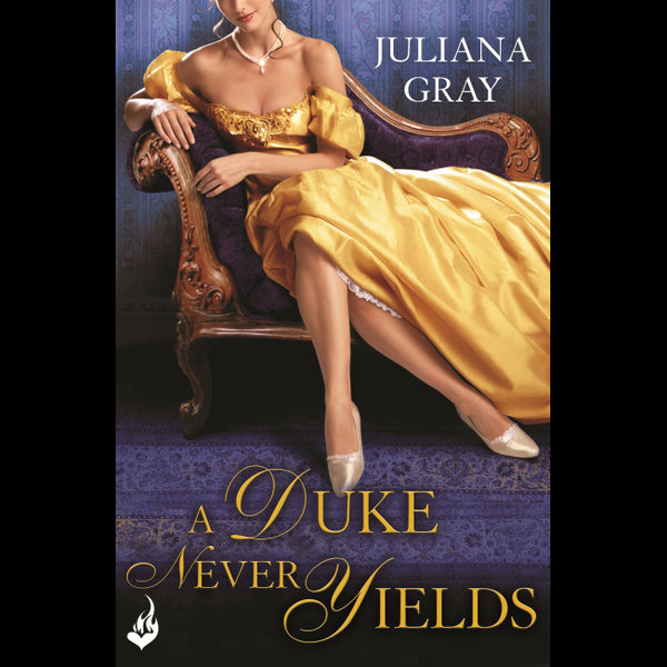 A Duke Never Yields - Juliana Gray | Karta-nauczyciela.org
