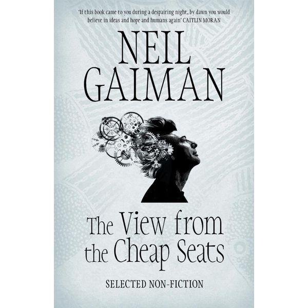 The View from the Cheap Seats - Neil Gaiman | Karta-nauczyciela.org