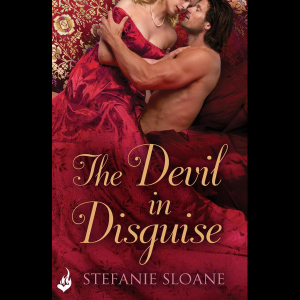 The Devil In Disguise - Stefanie Sloane   Karta-nauczyciela.org