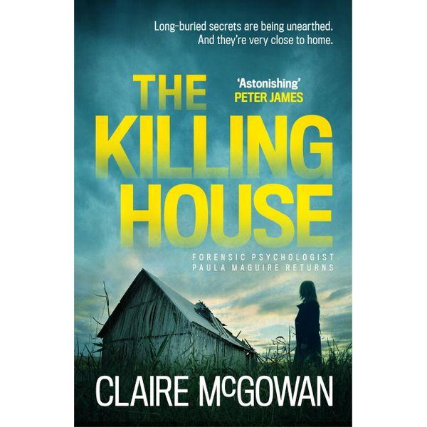 The Killing House (Paula Maguire 6) - Claire McGowan   Karta-nauczyciela.org