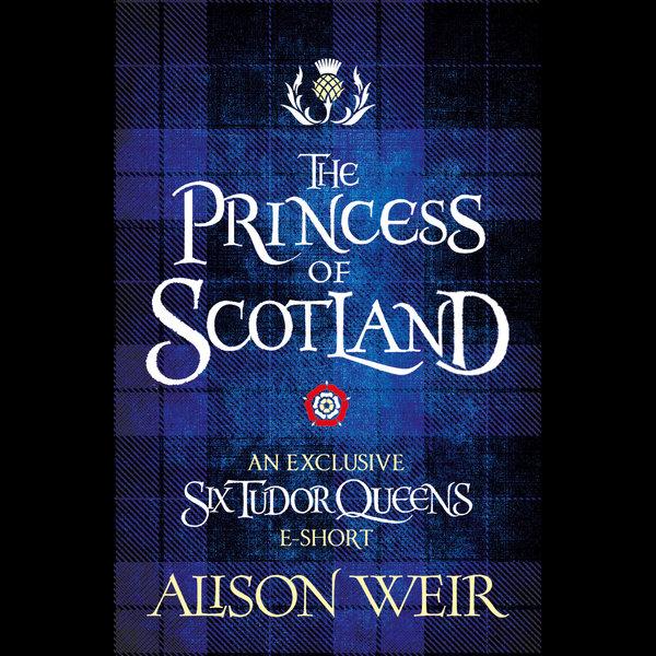 The Princess of Scotland - Alison Weir   Karta-nauczyciela.org