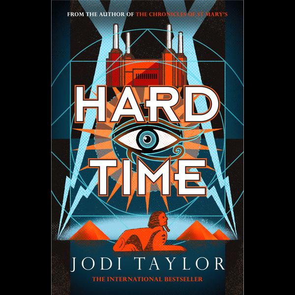 Hard Time - Jodi Taylor   Karta-nauczyciela.org