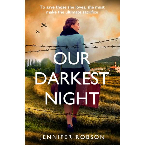 Our Darkest Night - Jennifer Robson | Karta-nauczyciela.org