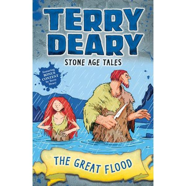 Stone Age Tales - Terry Deary   Karta-nauczyciela.org