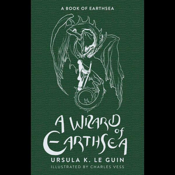 A Wizard of Earthsea - Ursula K. Le Guin | Karta-nauczyciela.org