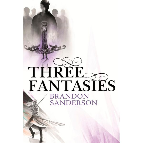 Three Fantasies - Tales from the Cosmere - Brandon Sanderson   2020-eala-conference.org