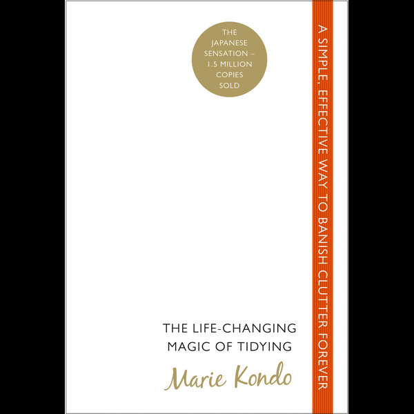 The Life-Changing Magic of Tidying - Marie Kondo | Karta-nauczyciela.org