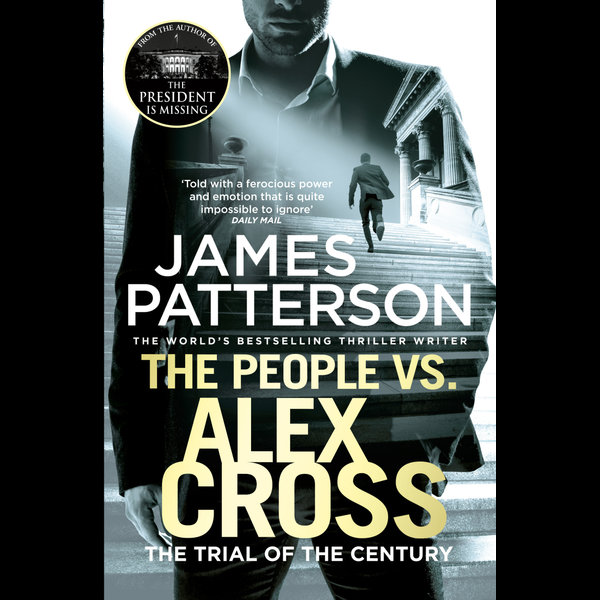 The People vs. Alex Cross - James Patterson, Andre Blake (Read by)   Karta-nauczyciela.org