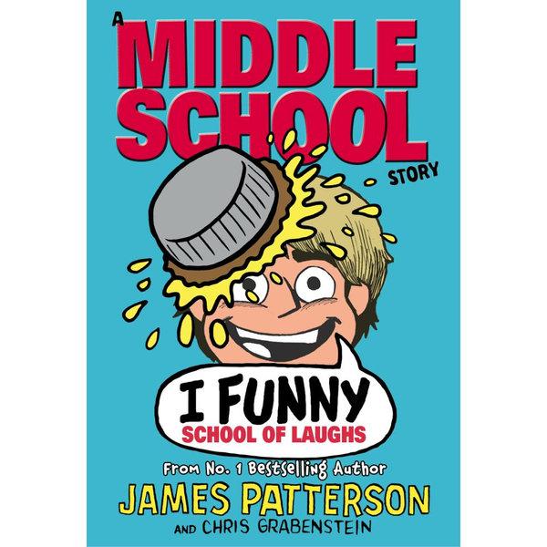 I Funny: School of Laughs - James Patterson   Karta-nauczyciela.org
