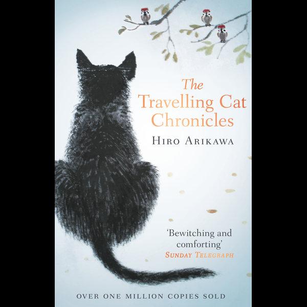 The Travelling Cat Chronicles - Hiro Arikawa, Philip Gabriel (Translator)   Karta-nauczyciela.org